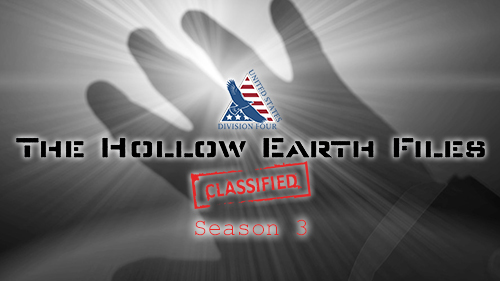 The Hollow Earth Files - Season 3