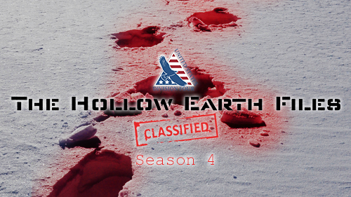 The Hollow Earth Files - Season 4